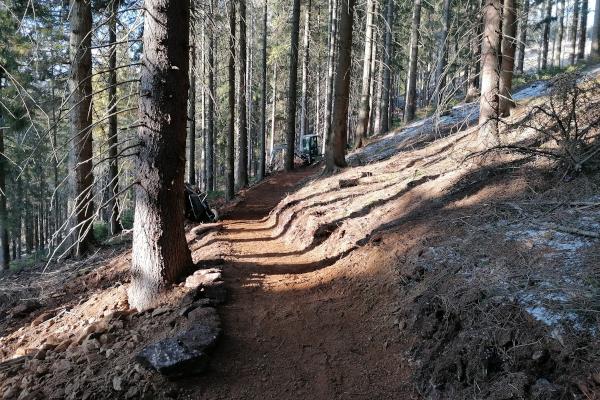 Single trails