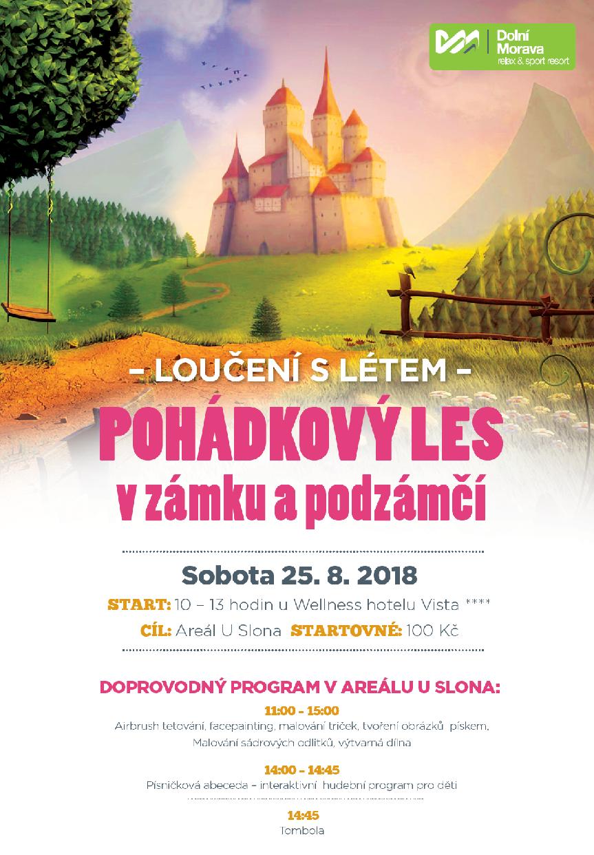 Pohadkovy les_plakat